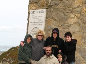 Arhiv, potovanje na Portugalsko 2009