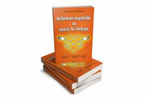 Izštekani najstniki in starši, ki štekajo, knjiga